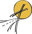 Heragården logo