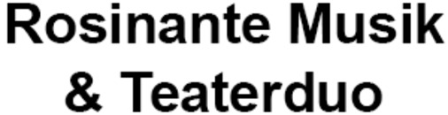 Rosinante Musik & Teaterduo logo