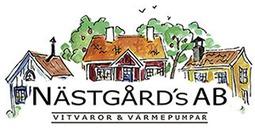 Nästgårds, AB logo