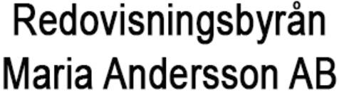 Redovisningsbyrån Maria Andersson AB logo