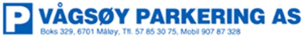 Vågsøy Parkering AS logo