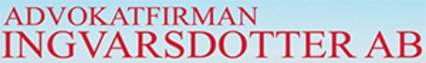 Advokatfirman Ingvarsdotter AB logo