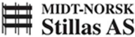 Midt-Norsk Stillas logo