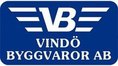 Vindö Byggvaror AB logo