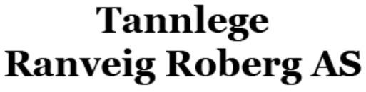 Tannlege Ranveig Roberg AS logo