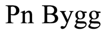 Pn Bygg logo
