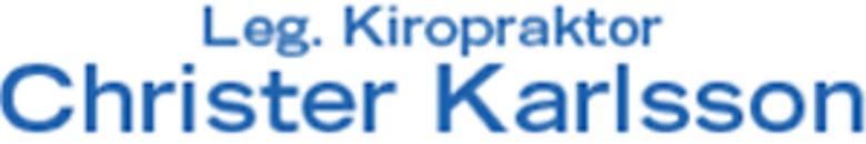 Leg. Kiropraktor Christer Karlsson logo