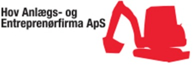 Hov Anlægs- og Entreprenørfirma ApS logo
