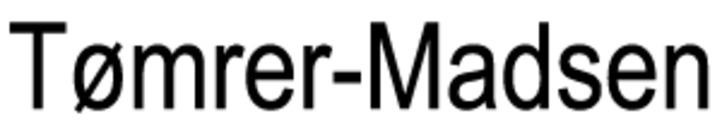 Tømrer-Madsen logo