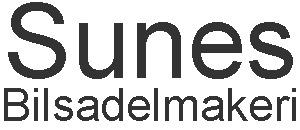 Sunes Bilsadelmakeri Eftr logo