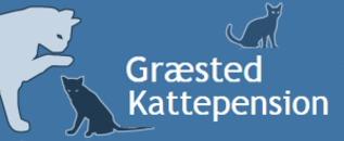 Græsted Kattepension logo