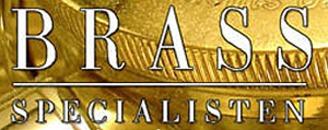 Brass Specialisten logo