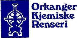 Orkanger Kjemiske Renseri logo