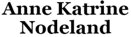 Anne Katrine Nodeland Estrup logo
