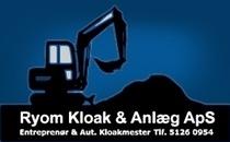 Ryom Kloak & Anlæg ApS logo