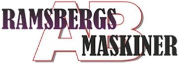 Ramsbergs Maskiner AB logo