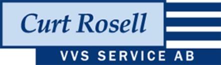 Curt Rosell VVS Service AB logo
