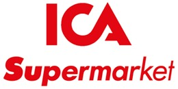 ICA Supermarket i Ösmo logo