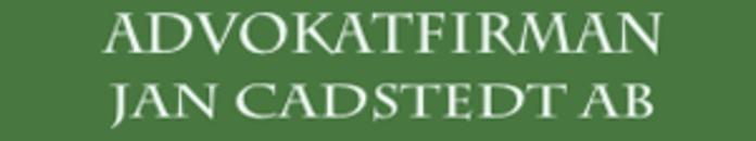 Advokatfirman Jan Cadstedt AB logo