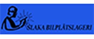Slaka Bilplåtslageri logo