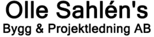 Olle Sahlén's Bygg & Projektledning AB logo
