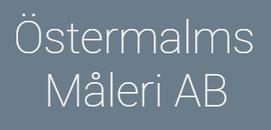 Östermalms Måleri AB logo