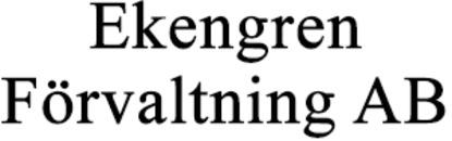 Ekengren Förvaltning AB logo