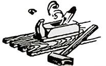 Haderup Tømrer- og Maskinsnedkeri ApS logo