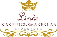 Linds Kakelugnsmakeri AB logo