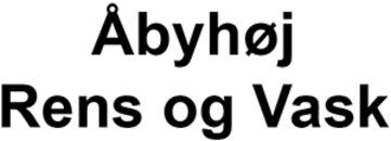 Åbyhøj Rens og Vask logo