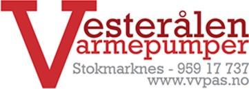 Vesterålen Varmepumper AS logo