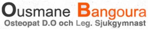 Ousmane Bangoura logo
