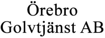 Örebro Golvtjänst AB logo