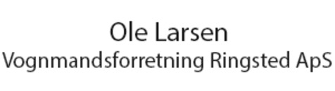 Ole Larsen Vognmandsforretning Ringsted ApS logo