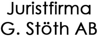 Juristfirma G. Stöth AB logo