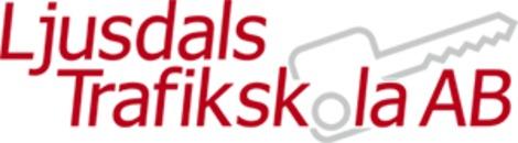 Ljusdals Trafikskola logo