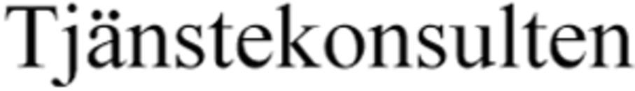 Tjänstekonsulten logo