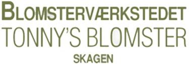 Blomsterværkstedet, Tonnys Blomster ApS logo