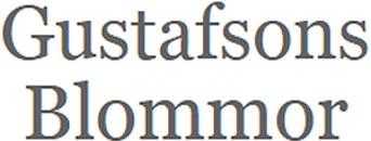 Gustafsons Blommor AB logo