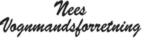 Nees Vognmandsforretning logo