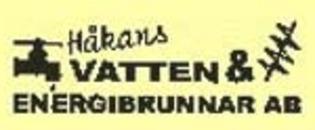 Håkans Vatten & Energibrunnar AB logo