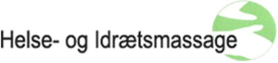 Helse- og Idrætsmassage logo