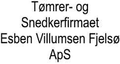 Tømrer- og Snedkerfirmaet Esben Villumsen Fjelsø ApS logo