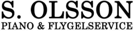 Olsson, Stefan Piano & Flygelservice logo