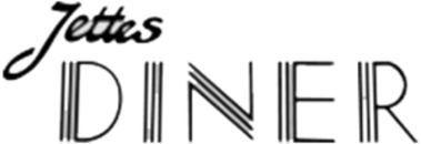 Jettes Diner v/Jette Jespersen logo