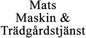 Mats Maskin & Trädgårdstjänst logo