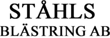 Ståhls Blästring AB logo