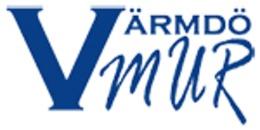 Värmdö Mur AB logo