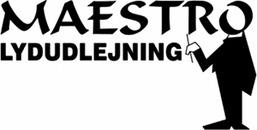 Maestro Lydudlejning logo