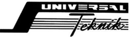 Universal Teknik AB logo